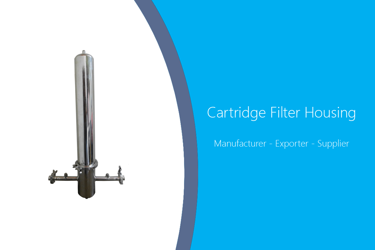 Cartridge Filter Housing India
