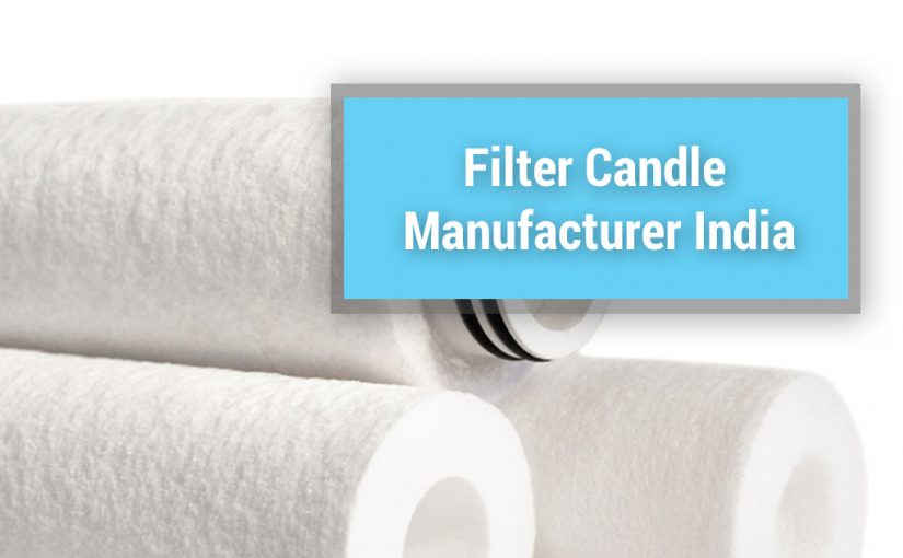 Filter Candles – Manufacturer, Exporter & Supplier in India | Ahmedabad